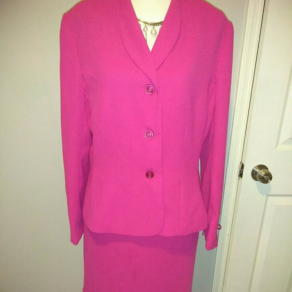 Rena Rowan Other Beautiful Pink Womens Dress Suit Poshmark